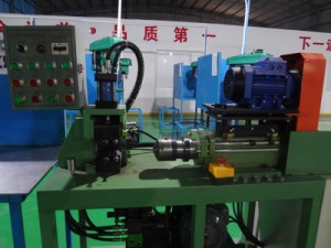 machine for copper fittings