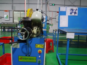 machine for brass fittings kaweller