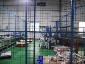 warehouse for copper tubes