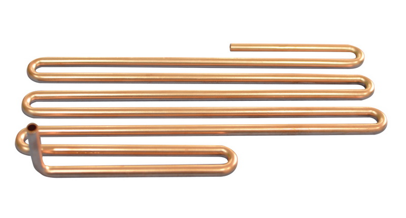 bend copper tubing