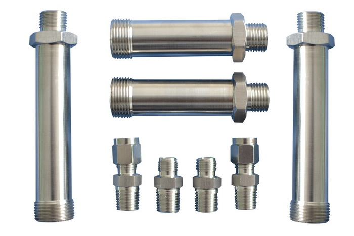 stainless steel connectors