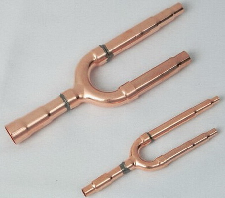 copper branch pipe