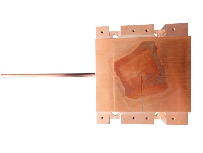 soldering water block