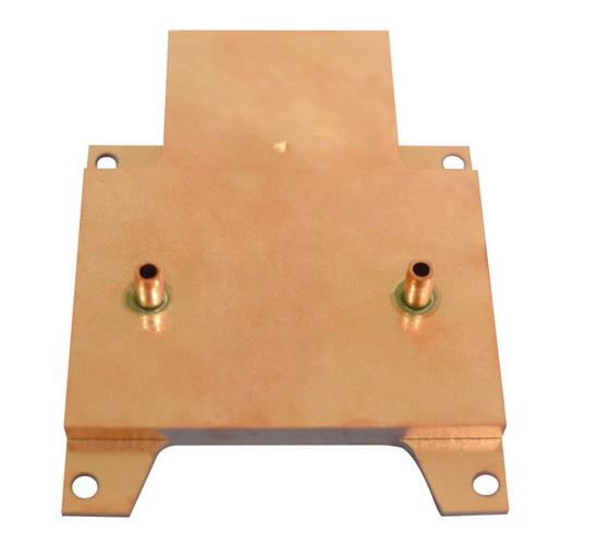 copper water block