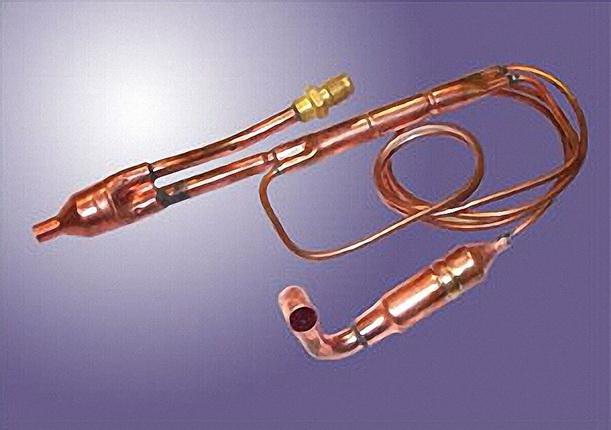 capillary tube assembly