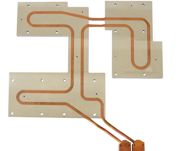 custom cooling plate