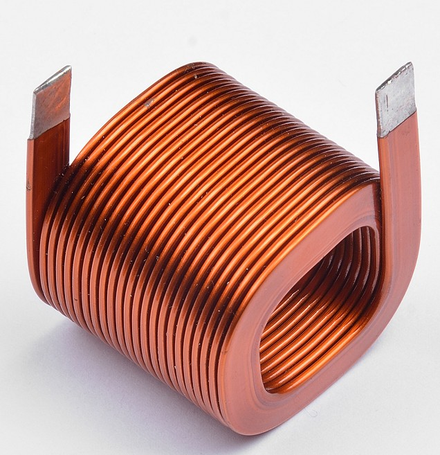 copper inductance coil