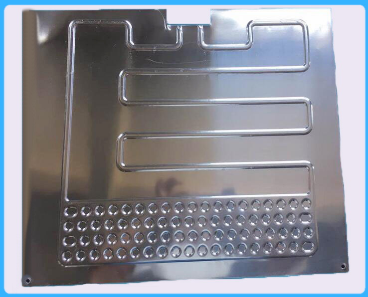 new energy car lithium battery cold plate